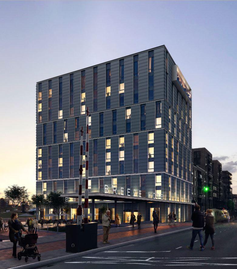 Hotel Breeze MBS Cascobouw