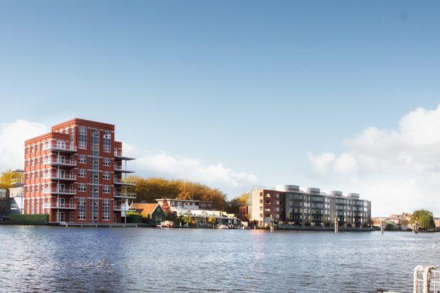 MBS Cascobouw bouwt mee aan Westzijde Zaandam