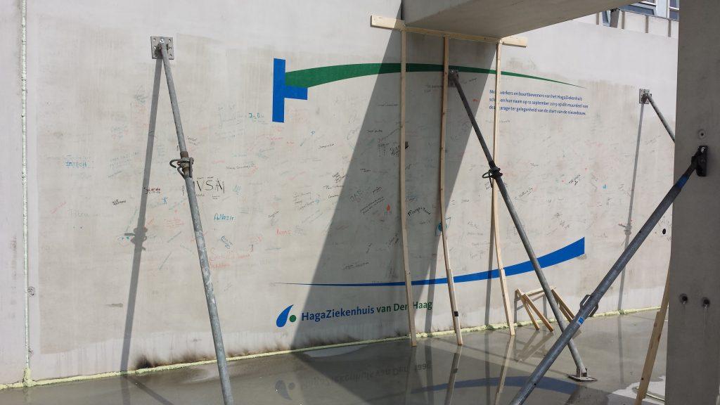 MBS Cascobouw prefab casco HagaZiekenhuis