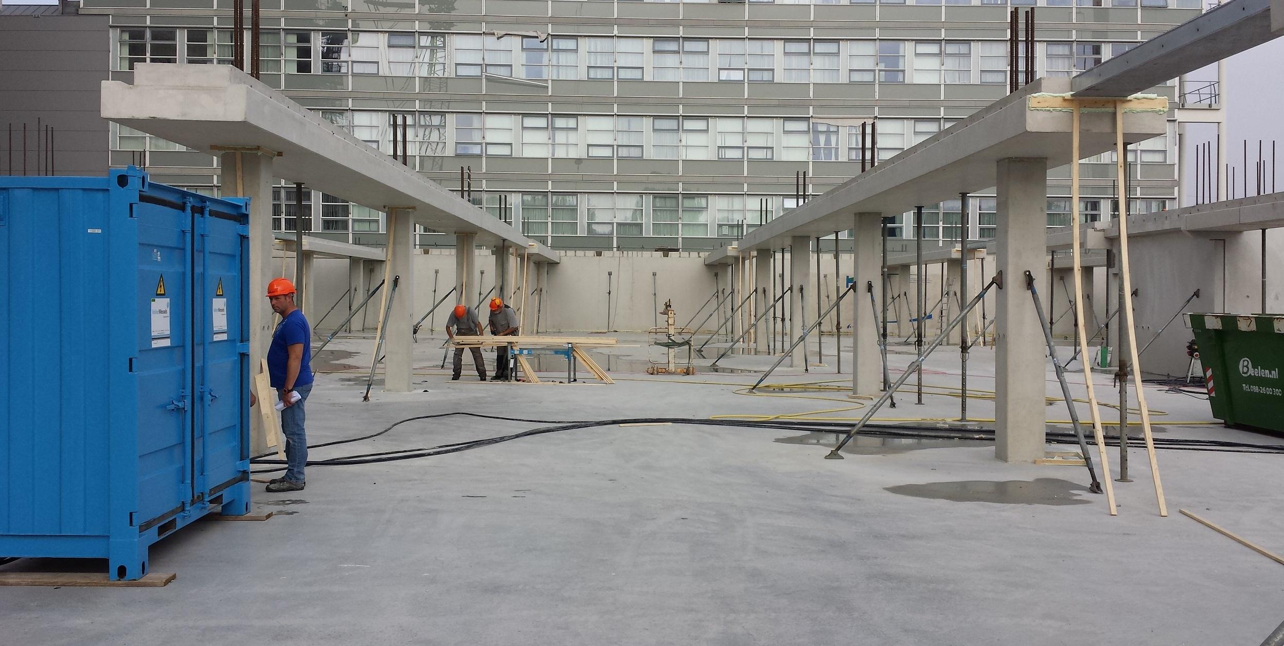 Cascobouw Den Haag