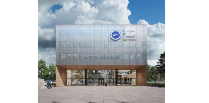 Nieuwbouw hoofdkantoor EATC Eindhoven