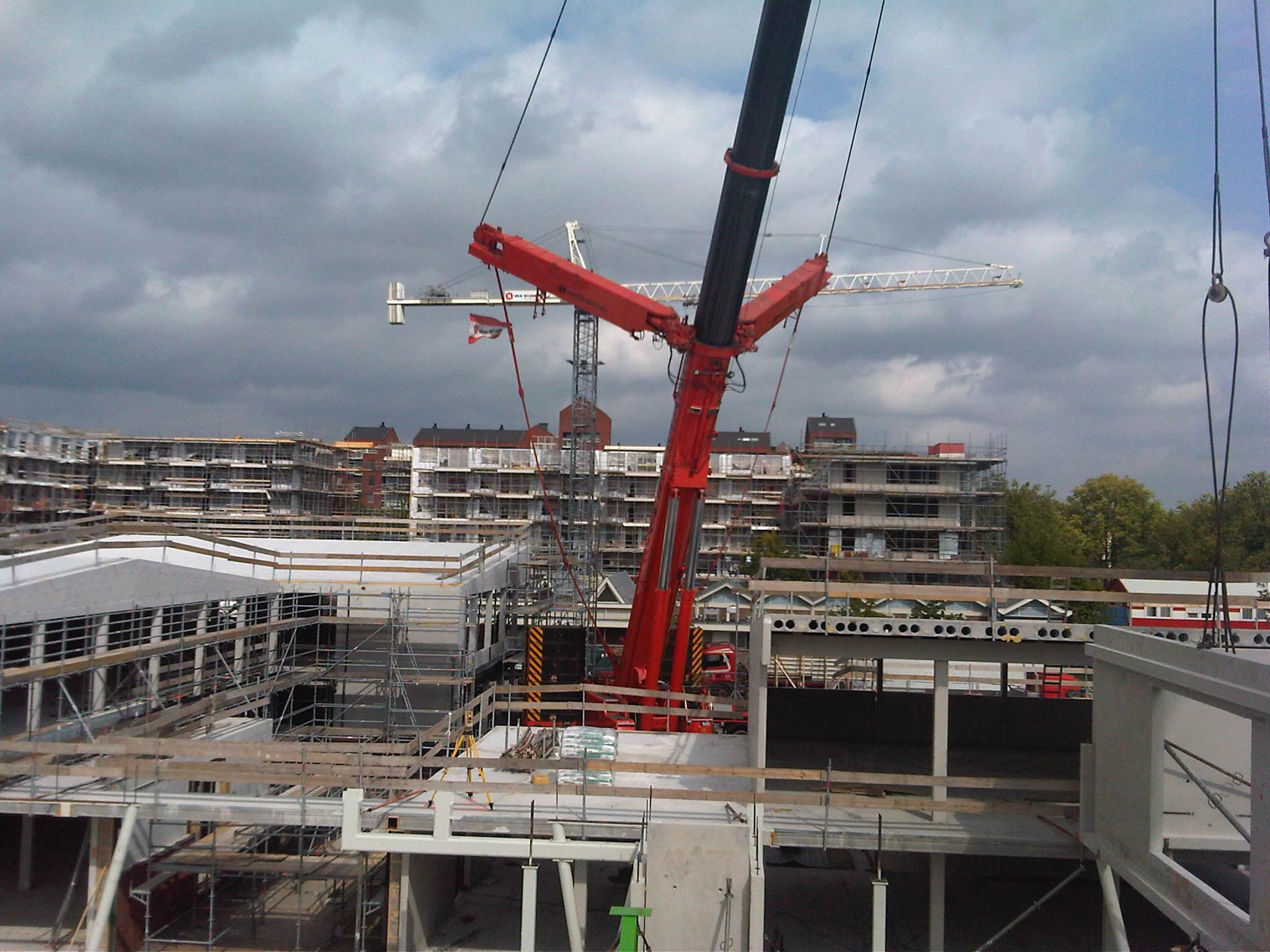 Nieuwbouw Brede School Utrecht