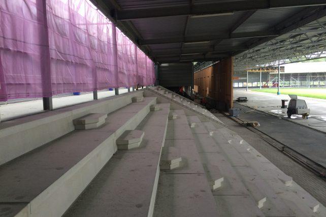 Nieuwbouw sportcentrum De Meent Alkmaar