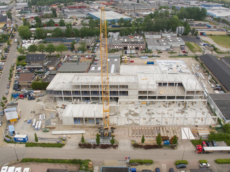 Utiliteitsbouw MBS Cascobouw