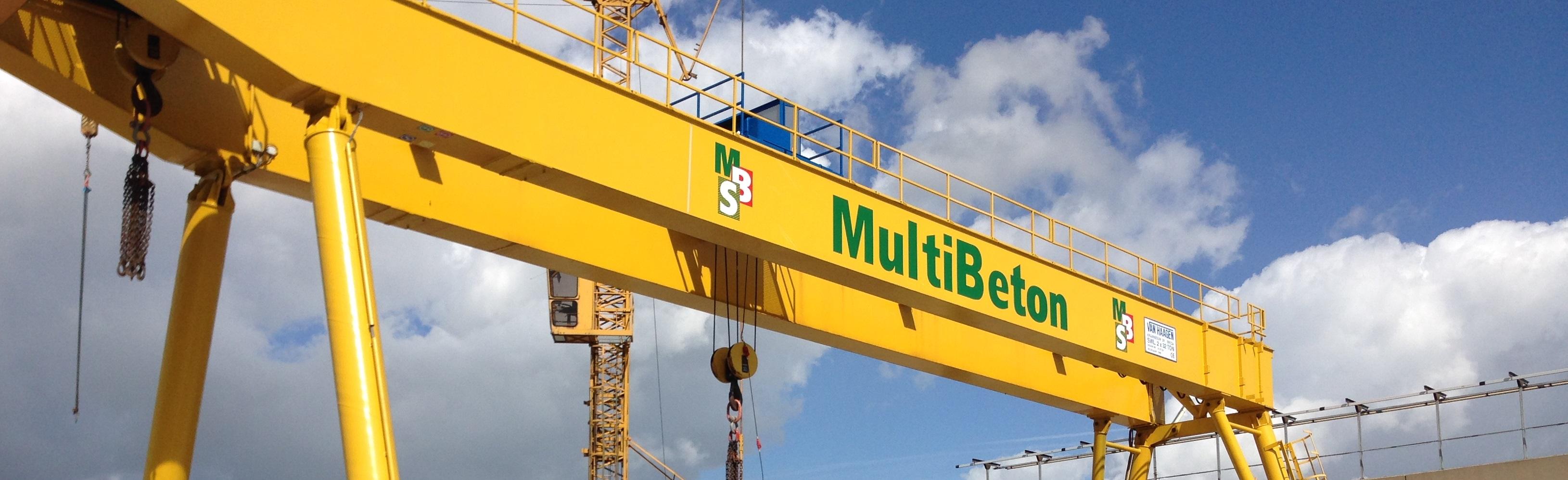 Betonfabriek MultiBeton