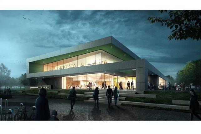 Nieuwbouw Topsportcentrum De Koog Zaanstad