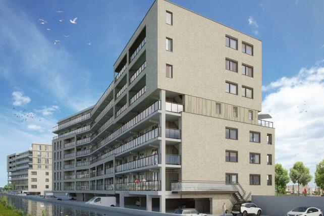 Appartementen Arrive Alphen aan den Rijn