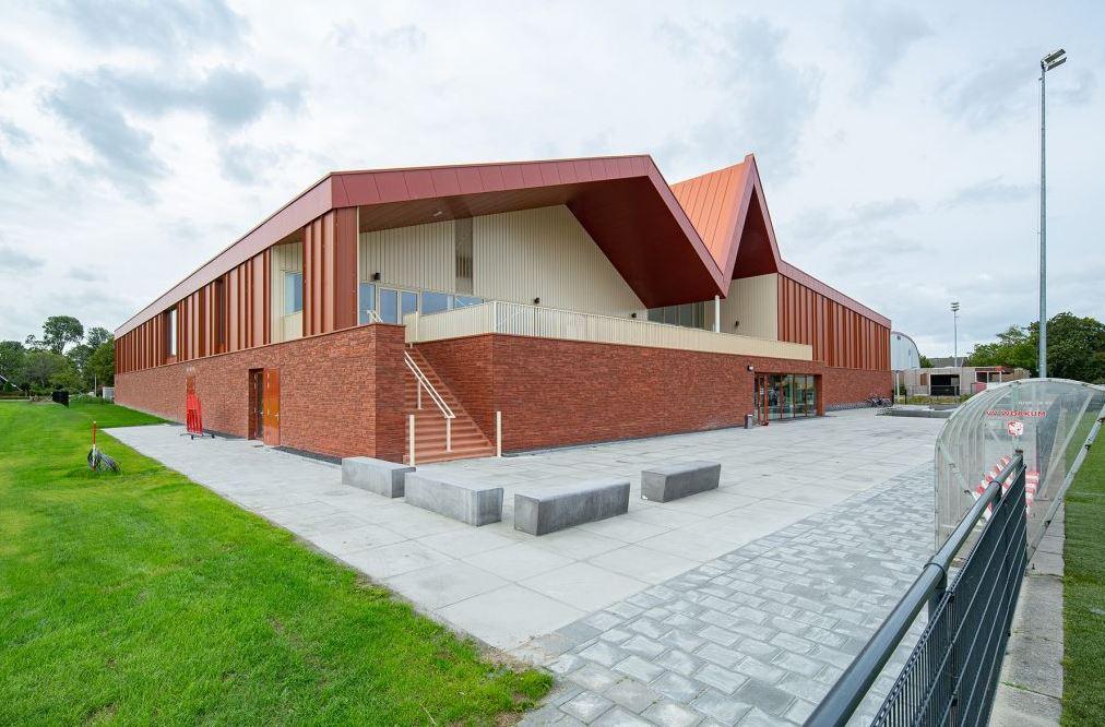 Sportcomplex-De-Rolpeal-Workum-MBS-Cascobouw