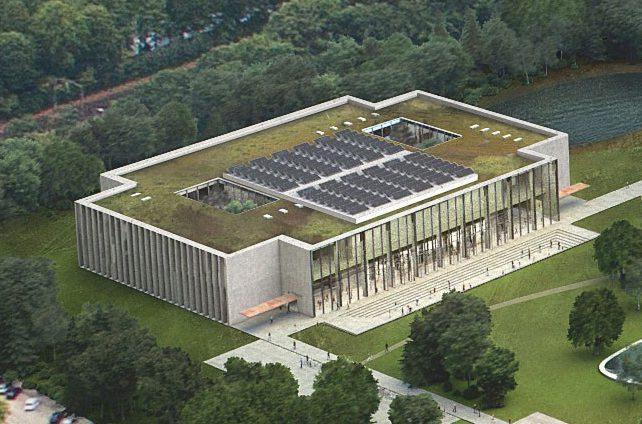 Onderwijs- en zelfstudiecentrum Tilburg MBS Cascobouw