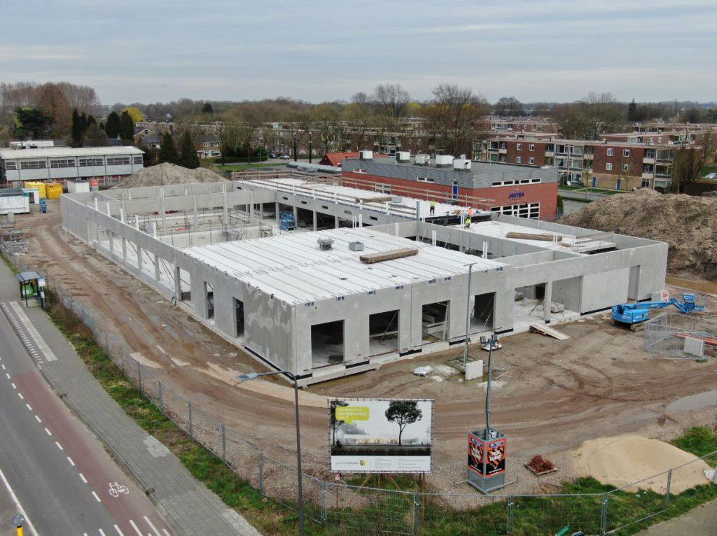 Prefab betoncasco Zwembad Velp