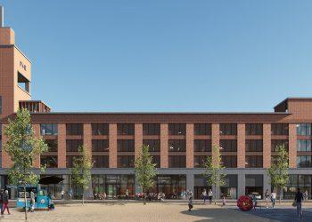 MBS Cascobouw Berlijnplein Parkeergarage